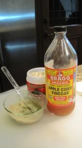 Bragg Apple Cider Vinegar Mask