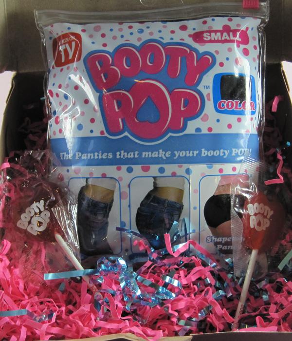 Booty Pop Underwear