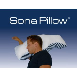 Sona Snore Pillow Instructions